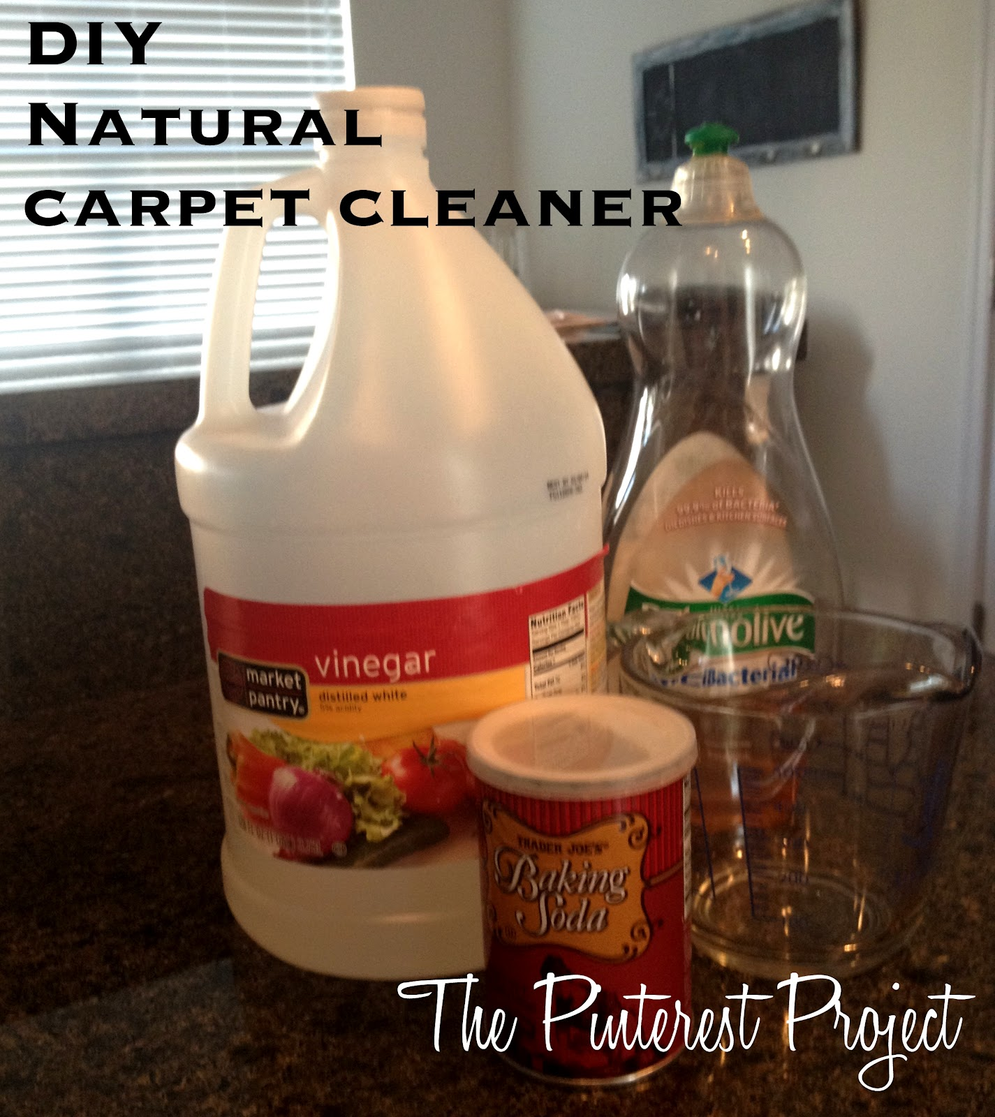 Diy Fabric Upholstery Cleaning: DIY Natural Carpet Cleaner