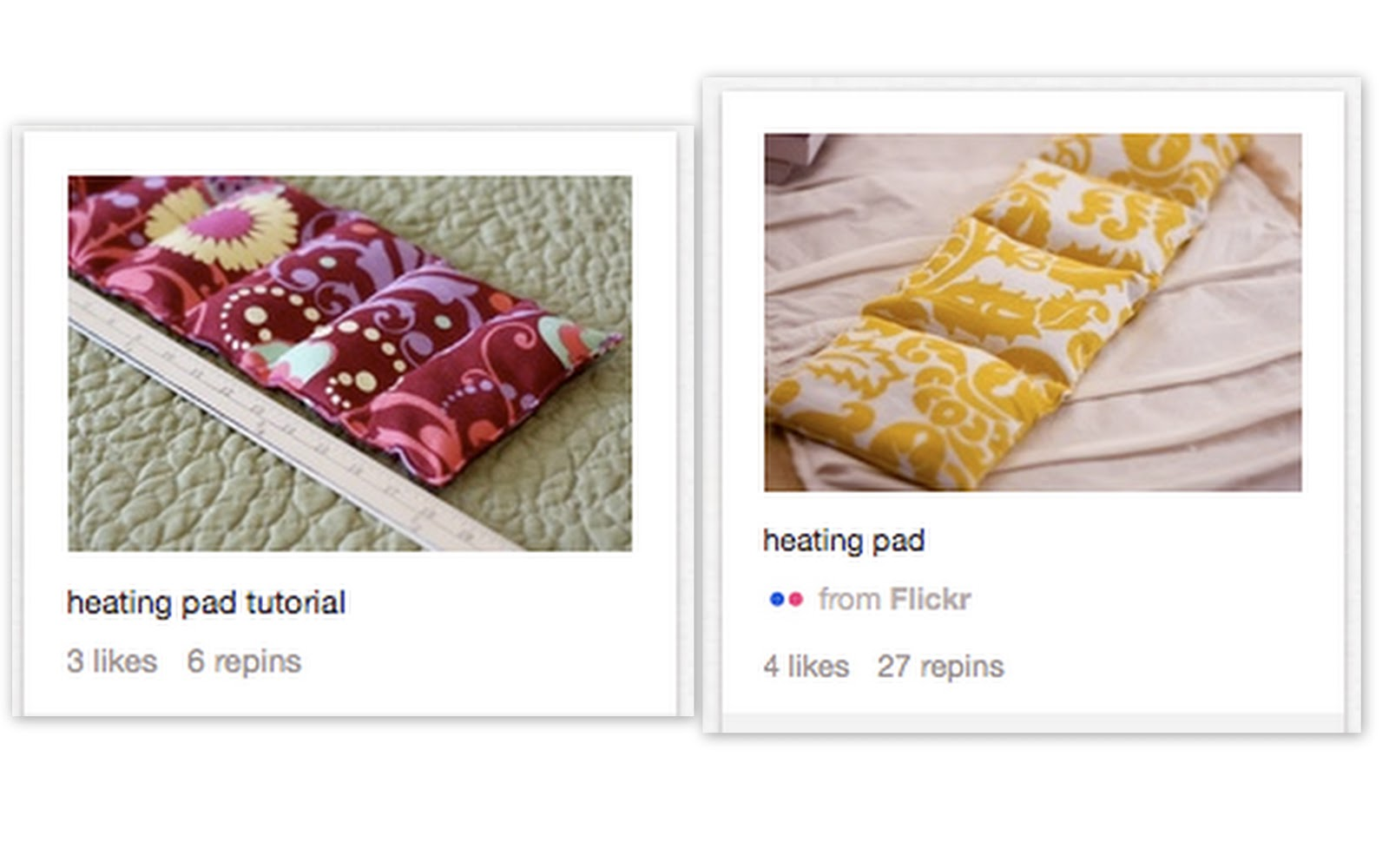 the much requested heating pad | the pinterest project