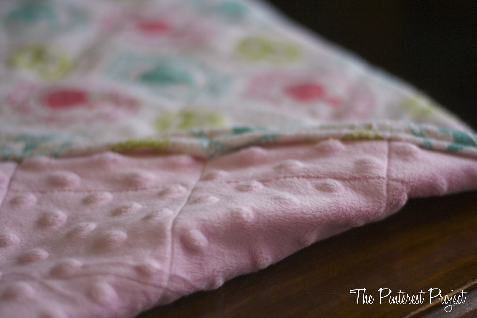 An Easy Baby Or Doll Blanket