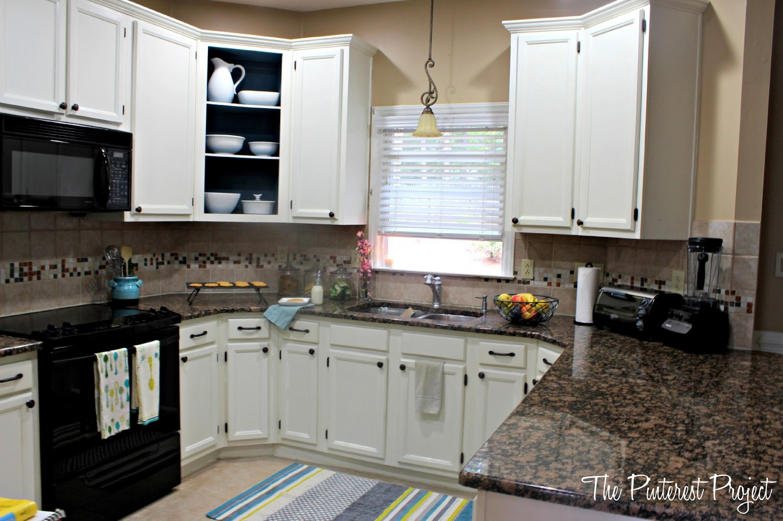 Easy Kitchen Makeover A Quick Kitchen Makeover The Pinterest Project