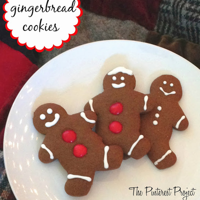 Little Gingerbread Men